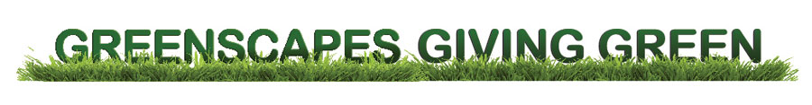 Greenscapes Giving Green