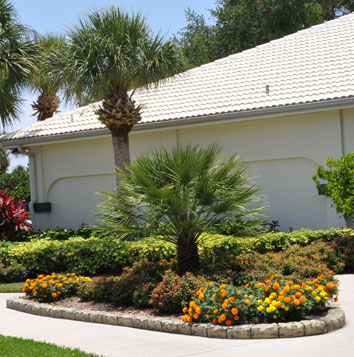 mowing fertilizing and irrigation services